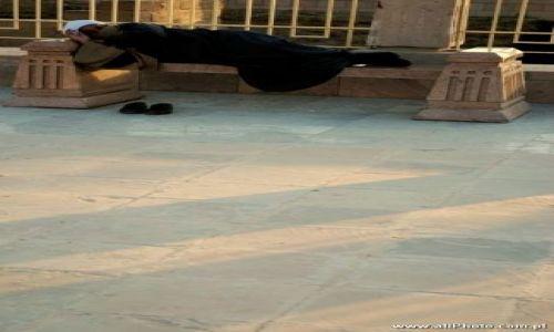 Zdjecie EGIPT / brak / Luxor / Sleeping in the afternoon