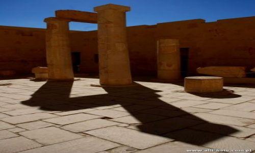 Zdjecie EGIPT / brak / Luxor / Dajr al-Bahri