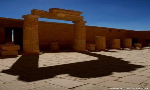 Zdjęcie EGIPT / brak / Luxor / Dajr al-Bahri