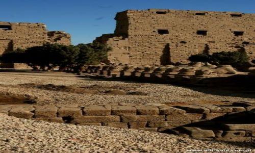 Zdjęcie EGIPT / brak / Luxor / Karnak