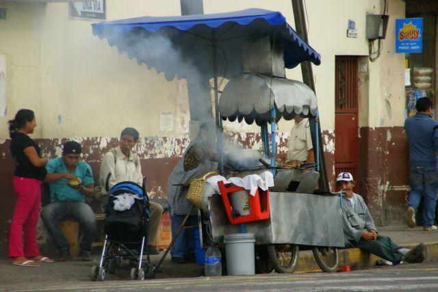 Zdjęcia: Iberra, Iberra, Restauracja , EKWADOR