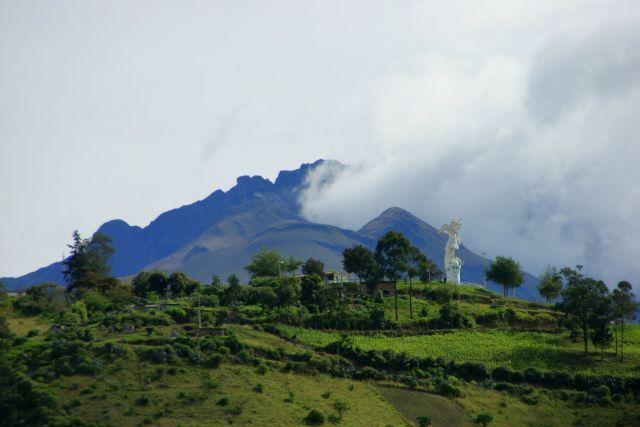 Zdjęcia: Iberra, Iberra, Wulkan, EKWADOR