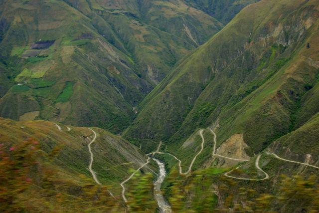 Zdjęcia: Iberra, Iberra, Kanion, EKWADOR