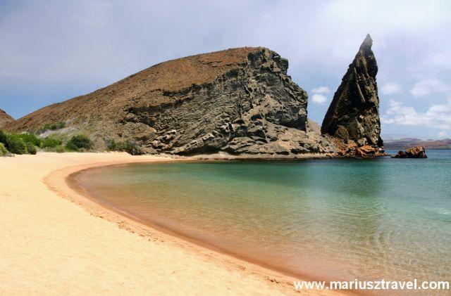 Zdjęcia: Galapagos, wyspa Bartolome, EKWADOR