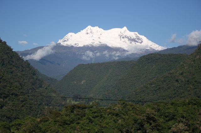 Zdjęcia: w drodze, wulkan, EKWADOR