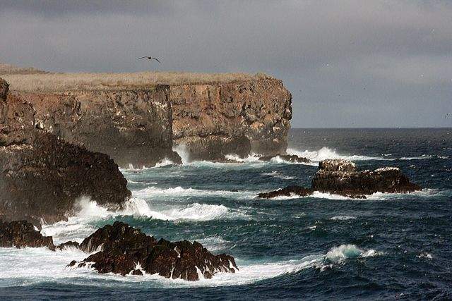 Zdj�cia: Galapagos, widok, EKWADOR