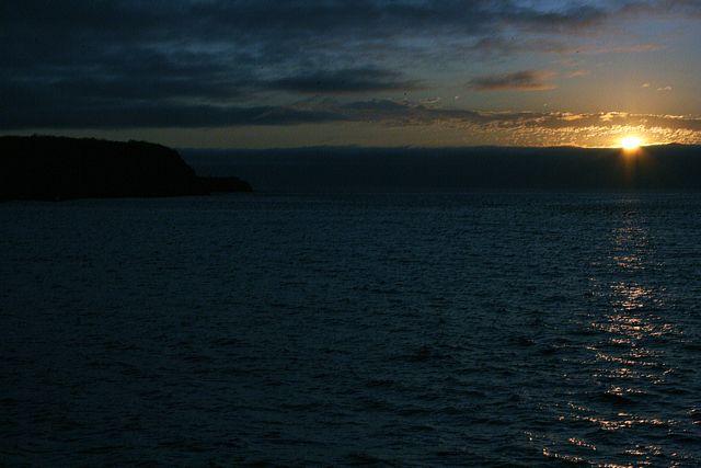 Zdjęcia: Galapagos, wschód słońca, EKWADOR