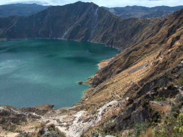 Zdjęcia: Okolice Latacungi, Laguna Quilotoa, EKWADOR