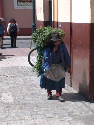 Zdjęcia: Riobamba, W kierunku targu, EKWADOR