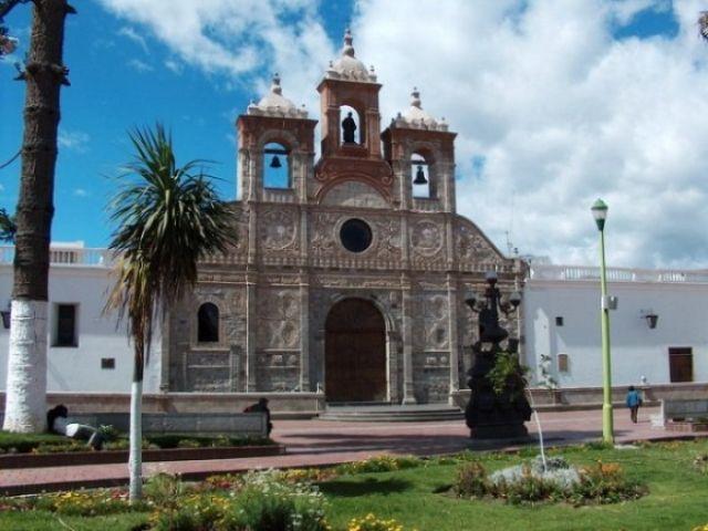 Zdjęcia: Riobamba, Parque de la Concepcion, EKWADOR