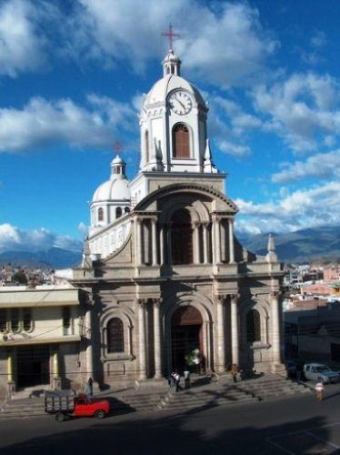 Zdjęcia: Riobamba, Kościół San Antonio, EKWADOR
