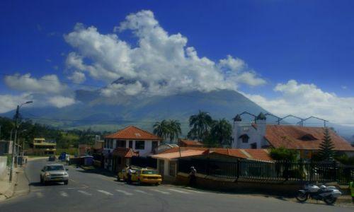 Zdjęcie EKWADOR / Quito / Quito / Przedmieścia  Quito