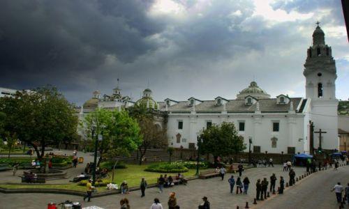 Zdjęcie EKWADOR / Quito / Quito / Quito