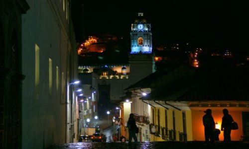 EKWADOR / Quito / Quito / Quito