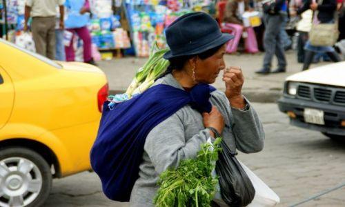 Zdjęcie EKWADOR / Quito / Quito / Pachnie