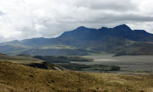 Zdjęcie EKWADOR / Latacunga / Latacunga / Kierunek  Cotopaxi