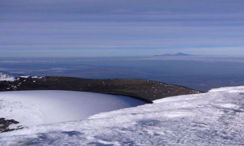 Zdj�cie EKWADOR / Cotopaxi / Cotopaxi / Krater  Cotopaxi 5800npm