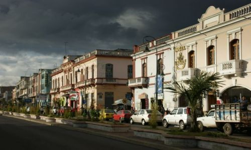 Zdjecie EKWADOR / Riobamba / Riobamba / Riobamba