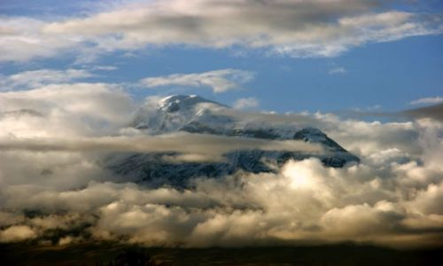 Zdjecie EKWADOR / Riobamba / Riobamba / Chimborozo