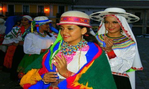 Zdjecie EKWADOR / Quito / Quito / Quito