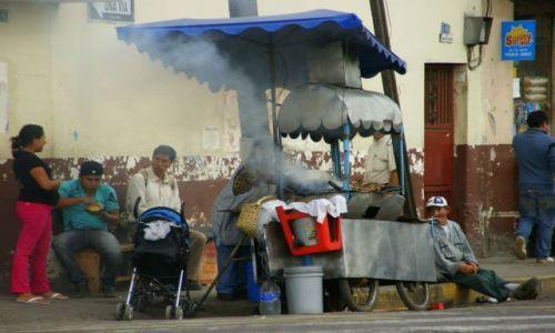 Zdjęcie EKWADOR / Iberra / Iberra / Restauracja