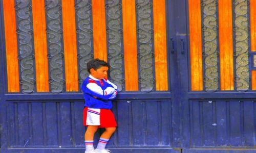 Zdjęcie EKWADOR / Latacunga / Latacunga / Zamknięte