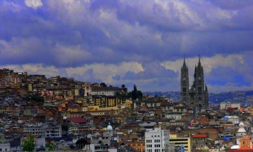 Zdjecie EKWADOR / Latacunga / Latacunga / Quito