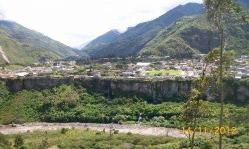 Zdjęcie EKWADOR / Środkowy Ekwador / Banos / Banos