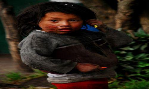 """Zdjecie EKWADOR / Guargualla Chica / Guargualla Chica / KONKURS """"Kobieta w obiektywie podróżnika"""""""