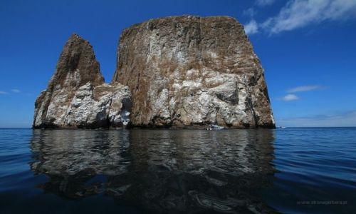 Zdjecie EKWADOR / Galapagos / Galapagos / Kicker's Rock