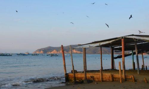 Zdjęcie EKWADOR / Wybrzeże Pacyfiku / Puerto Lopez / W Puerto Lopez