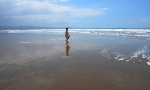Zdjęcie EKWADOR / Wybrzeże Pacyfiku / Puerto de Cayo / Samotna