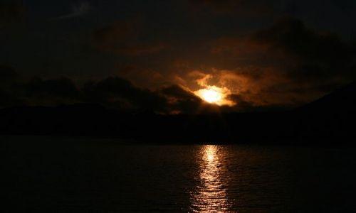Zdjecie EKWADOR / brak / Galapagos / wschód słońca