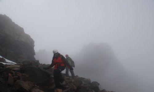 EKWADOR / Ekwador / Illiniza Norte / pogoda nas nie rozpieszcza