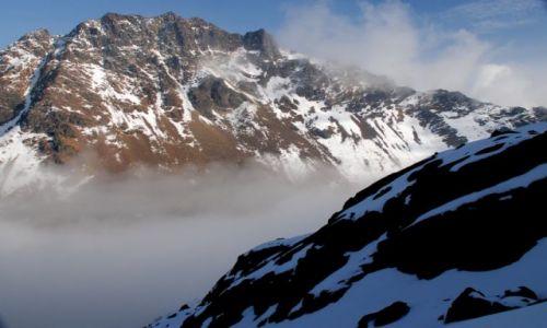 Zdjęcie EKWADOR / Ekwador / Illiniza Sur / Illiniza Norte ze szczytu Sur