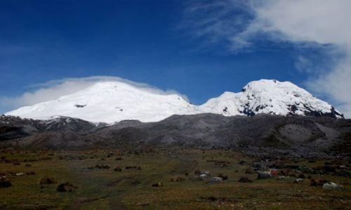 Zdjęcie EKWADOR / Ekwador / Antisana / Antisana -  znowu na chwile wyszło słońce