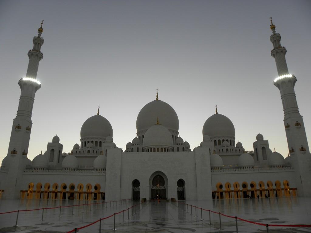Zdjęcia: Sheikh Zayed Grand Mosque , ABU DHABI, Sheikh Zayed Grand Mosque , ZJEDNOCZONE EMIRATY ARABSKIE