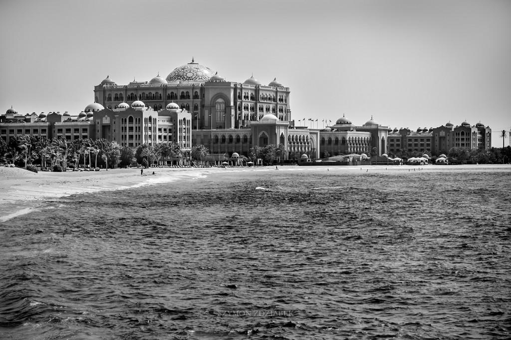 Zdjęcia: Abu Dhabi, Emirates Palace, ZJEDNOCZONE EMIRATY ARABSKIE