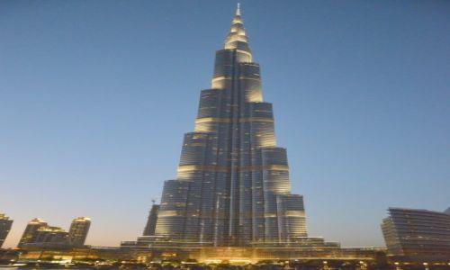 Zdjecie ZJEDNOCZONE EMIRATY ARABSKIE / - / Dubaj / W ca�ej okaza�o