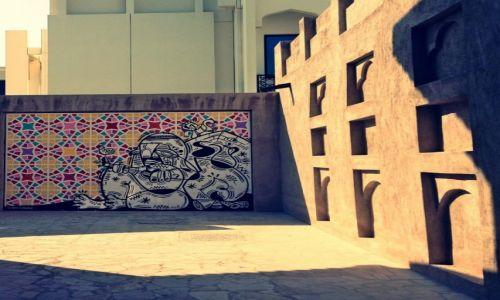 Zdjęcie ZJEDNOCZONE EMIRATY ARABSKIE / Dubaj / Dubaj / Ulice