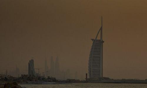 Zdjęcie ZJEDNOCZONE EMIRATY ARABSKIE / Dubaj / Burj Al Arab / Burj Al Arab