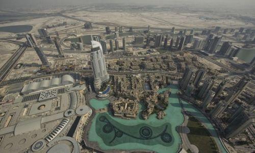 Zdjęcie ZJEDNOCZONE EMIRATY ARABSKIE / Dubai / Burj Khalifa / At the Top