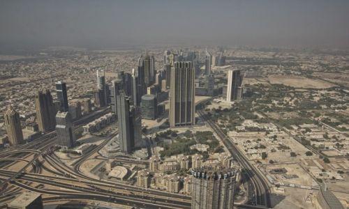 Zdjęcie ZJEDNOCZONE EMIRATY ARABSKIE / Dubai / Dubai Downtown / Dubai Downtown