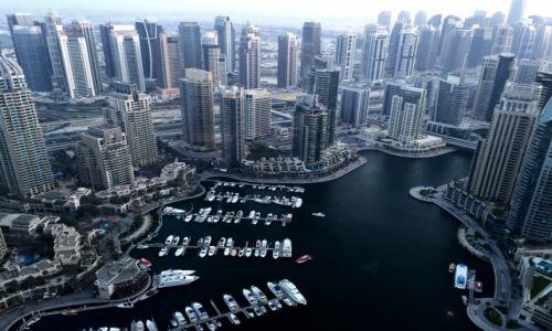 Zdjecie ZJEDNOCZONE EMIRATY ARABSKIE / Al Marsa / Marina / DUBAI MARINA