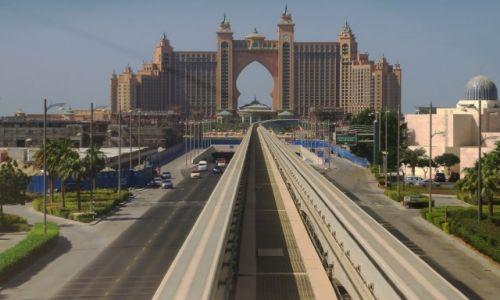 Zdjęcie ZJEDNOCZONE EMIRATY ARABSKIE / Dubai / Dubai / Atlantis Palace