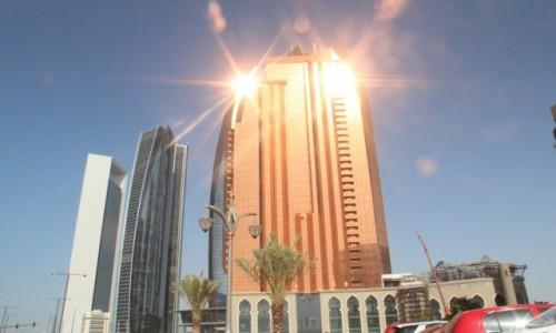 Zdjecie ZJEDNOCZONE EMIRATY ARABSKIE / Abu Dhabi / Centrum miasta /