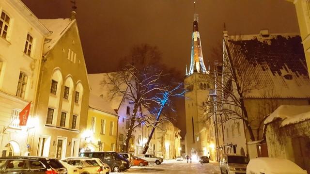 Zdjęcia: Tallinn, Harjumaa, Zimowy Tallinn, ESTONIA