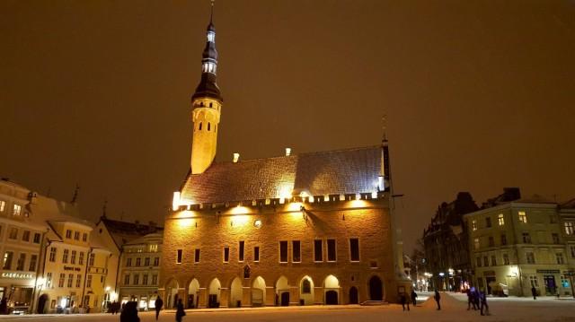 Zdjęcia: Tallinn, Harjumaa, Tallinn Town Hall, ESTONIA