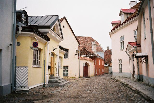 Zdjęcia: TALLIN, TALLIN, ULICZKA, ESTONIA