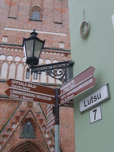 Zdjęcia: Tartu, Południowo-wschodnia Estonia, W Tartu1, ESTONIA